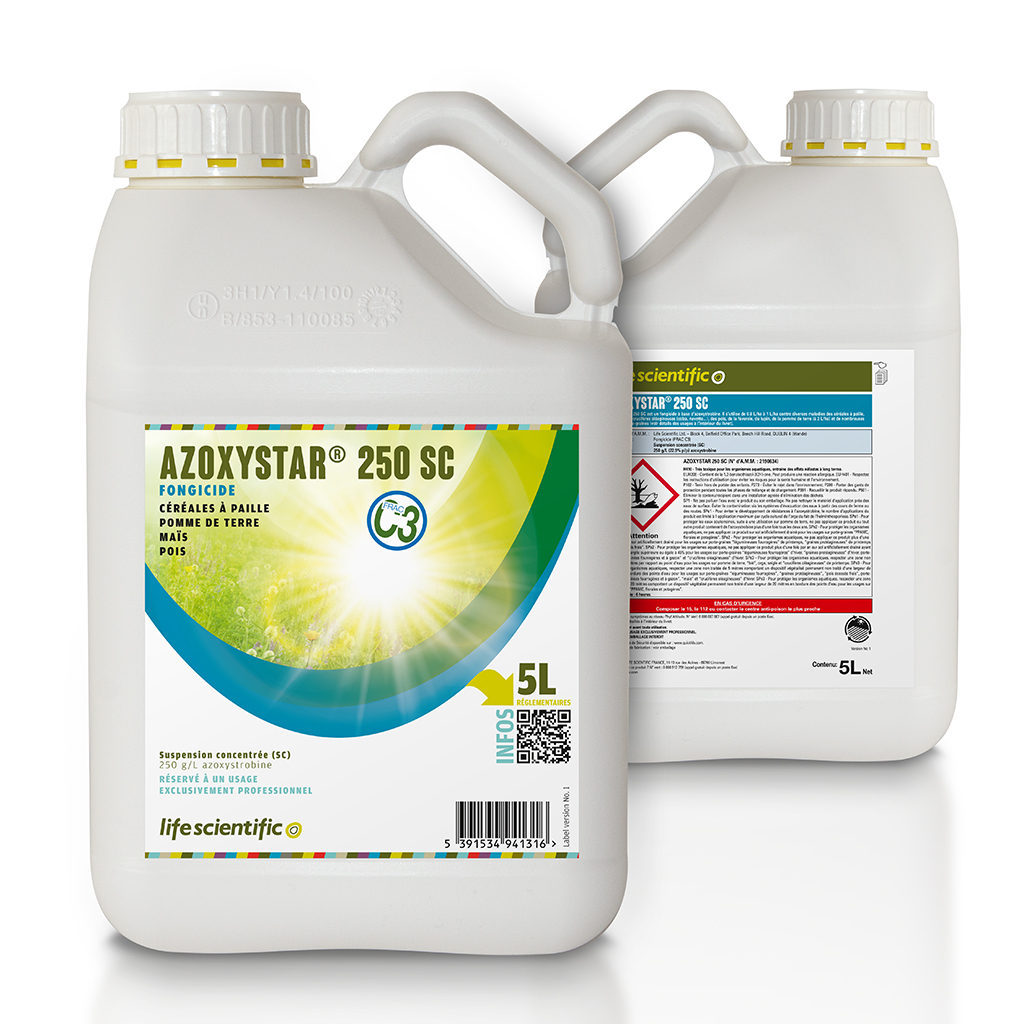 AZOXYSTAR 250 SC<sup>®</sup>